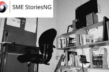 setting up home office - SMEStories