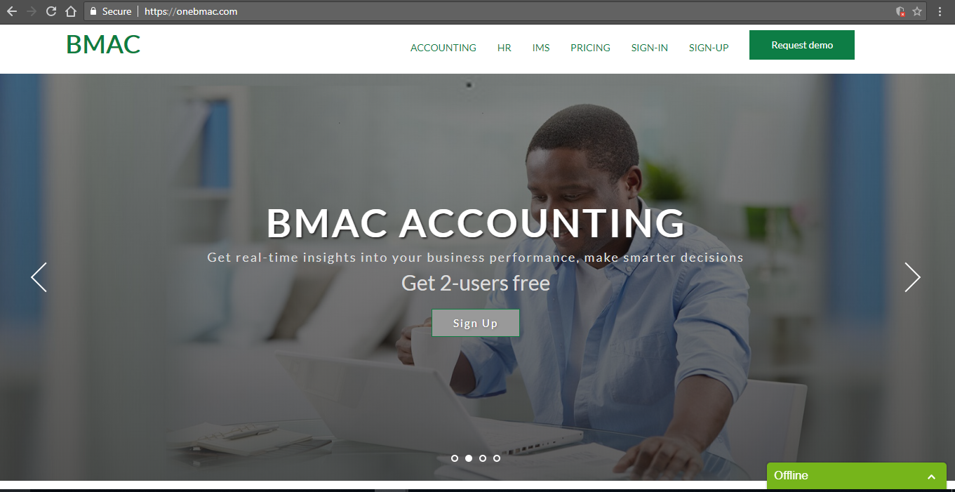 BMAC ACCOUNTING technology tools
