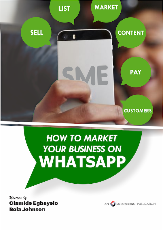 How To Market Your Business On WhatsApp landing page